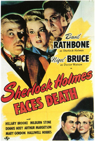 Sherlock Holmes faces Death
