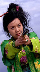 A Woman, a Gun and a Noodleshop Bild 1