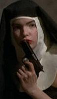 Die Frau mit der 45er Magnum Bild 1